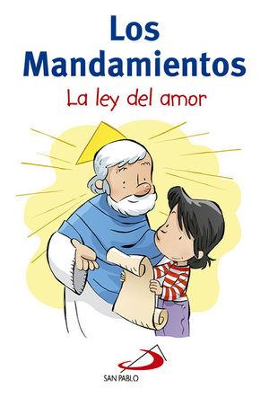 LOS MANDAMIENTOS:LA LEY DEL AMOR.(BASICOS CRISTIAN
