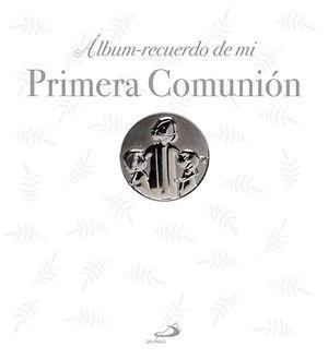 ALBUM-RECUERDO DE MI PRIMERA COMUNION.(MODELO B)