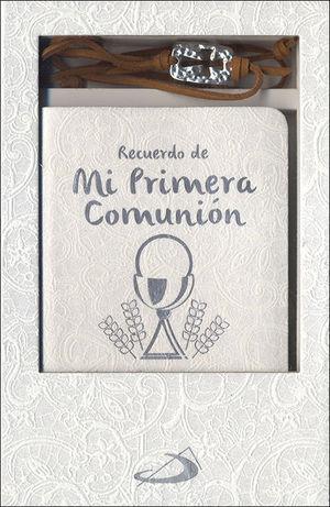 RDO. PRIMERA COMUNION.(MISAL + PULSERA)