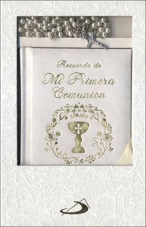 RDO. PRIMERA COMUNION.(MISAL + ROSARIO)