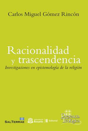 RACIONALIDAD Y TRASCENDENCIA