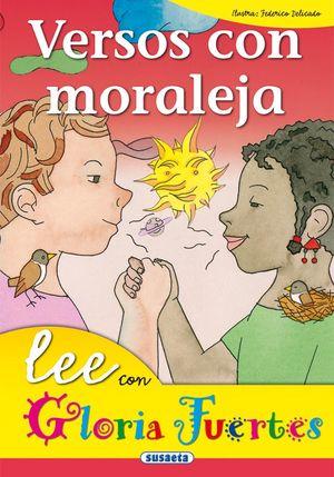 VERSOS CON MORALEJA lee con Gloria Fuertes