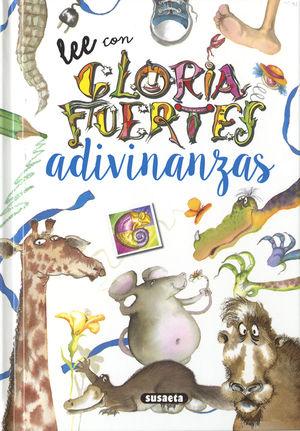 ADIVINANZAS DE GLORIA lee con Gloria Fuertes