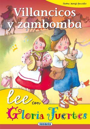 VILLANCICOS Y ZAMBOMBA lee con Gloria Fuertes