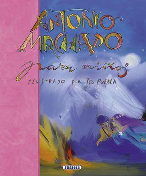 Antonio Machado para niños