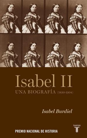 Isabel II, o El laberinto del poder