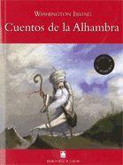 BIBLIOTECA TEIDE 043 - CUENTOS DE LA ALHAMBRA -WASHINGTON IRVING-