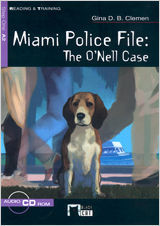 MIAMI POLICE FILE+CD (A.2)