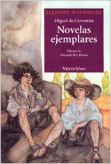 NOVELAS EJEMPLARES clásicos hispánicos