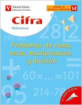 CIFRA C-14 SUMA,RESTA,MULT.Y DIVIS