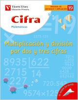 CIFRA 19 MATEMATICAS. REFUERZO Y AMPLIACION