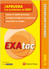 EXATAC 1 CIENCIAS NATURALES. EJERCICIOS PARA APROBAR LOS