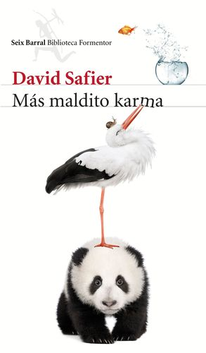 MÁS MALDITO KARMA