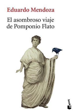 EL ASOMBROSO VIAJE DE POMPONIO FLATO. bolsillo