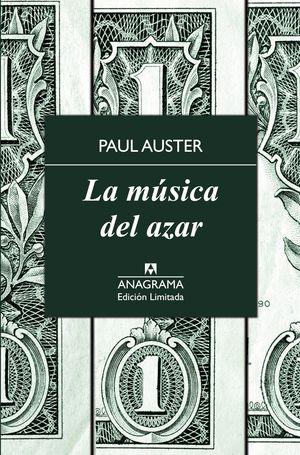LA MÚSICA DEL AZAR (ED. LIMITADA 2013)
