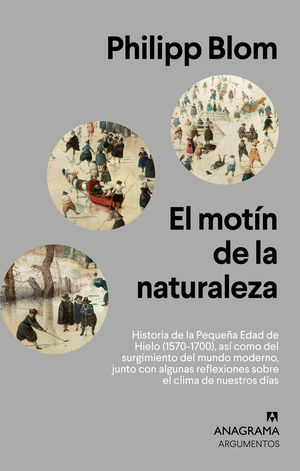 EL MOTÍN DE LA NATURALEZA