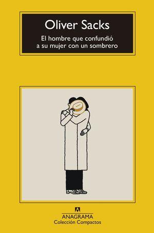 EL HOMBRE QUE CONFUNDIÓ A SU MUJER CON UN SOMBRERO bolsillo