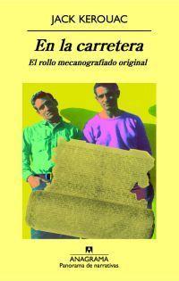 EN LA CARRETERA (2009) El rollo mecanografiado original