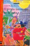 EL PIRATA GARRAPATA EN LA INDIA