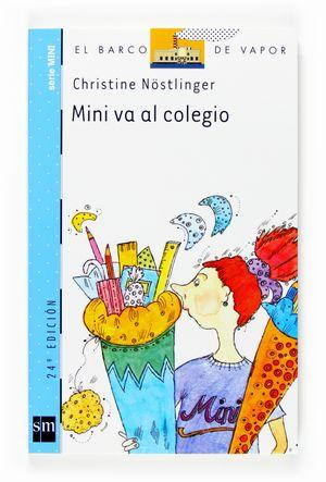 Mini va al colegio (Mini 1)