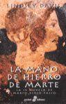 LA MANO DE HIERRO DE MARTE (IV)