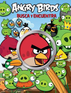 ANGRY BIRDS. BUSCA Y ENCUENTRA