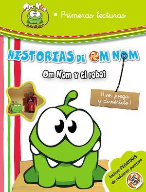 CUT THE ROPE. TIME TRAVEL HISTORIAS DE OM NOM 1