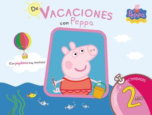 DE VACACIONES CON PEPPA PIG 2 AÑOS