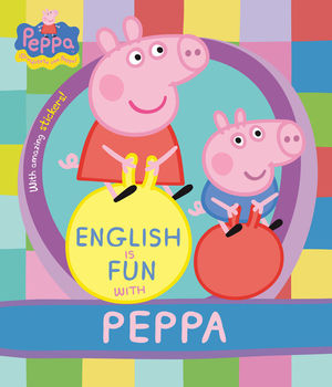 ENGLISH IS FUN WITH PEPPA PIG 5 AÑOS