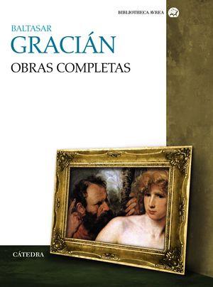 OBRAS COMPLETAS (BALTASAR GRACIÁN)