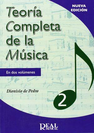 TEORIA COMPLETA DE LA MUSICA V. 2