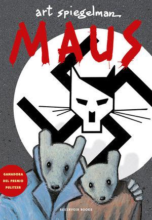 MAUS (NOVELA GRÁFICA)