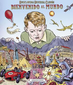 BIENVENIDO AL MUNDO Enciclopedia Universal Clismón