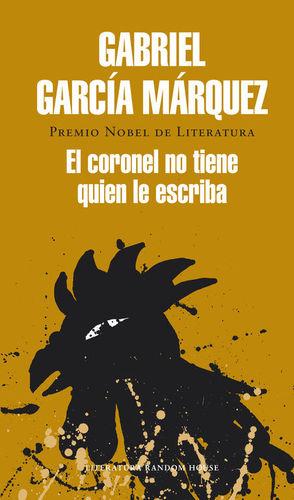 CORONEL NO TIENE QUIEN LE ESCRIBA, EL (NUEVA ED.)