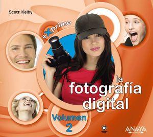 Fotografía digital. Volumen 2