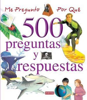 500 PREGUNTAS Y RESPUESTAS - TOMO II