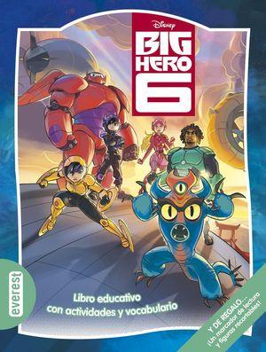 BIG HERO 6. MULTIEDUCATIVOS