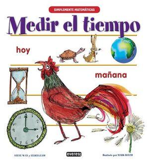 MEDIR EL TIEMPO. HOY, MAÑANA