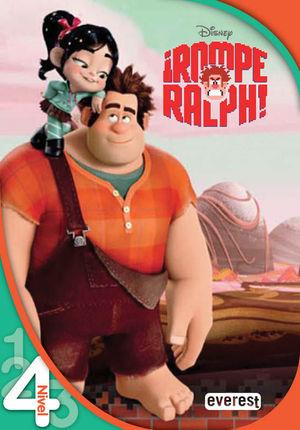 ROMPE RALPH - LEO CON DISNEY NIVEL 4