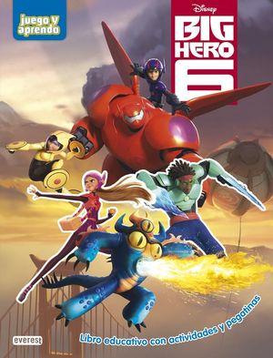 BIG HERO 6. JUEGO Y APRENDO