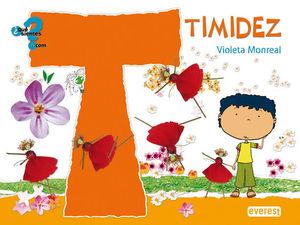 TIMIDEZ. LIBRO CON CD INTERACTIVO