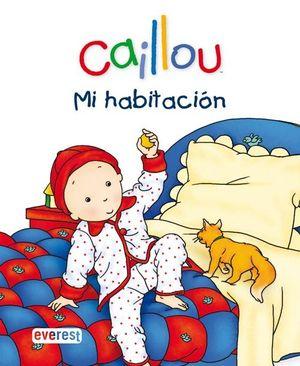 CAILLOU MI HABITACIÓN