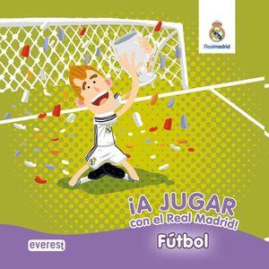 A JUGAR CON EL REAL MADRID! FÚTBOL
