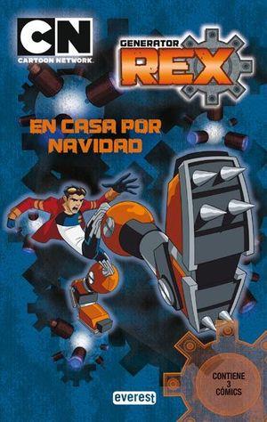 EN CASA POR NAVIDAD Generator Rex 1