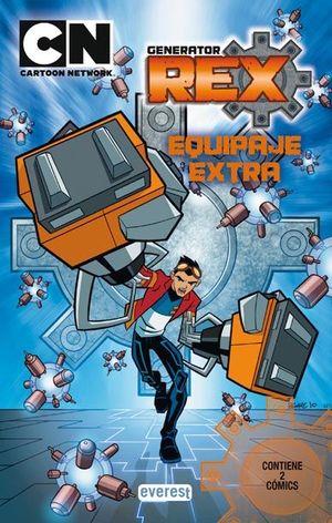 EQUIPAJE EXTRA Generator Rex 2