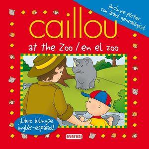 Caillou en el zoo = Caillou at the zoo