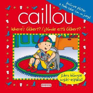 ¿Dónde está Gilbert? = Where's Gilbert?