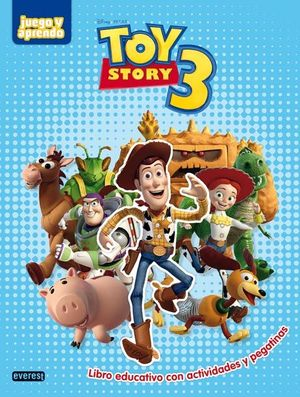Toy Story 3 : cuento para colorear y actividades