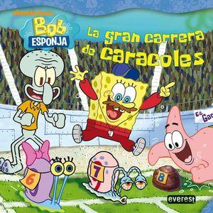 Bob Esponja. La gran carrera de caracoles