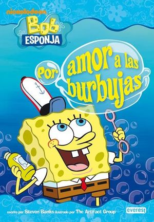Bob Esponja. Por amor a las burbujas